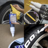 tire pen paint pen tire ink