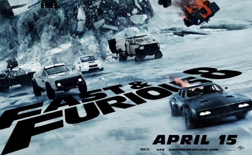 FF8 Fast and Furious