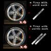 tire pen paint pen tire ink