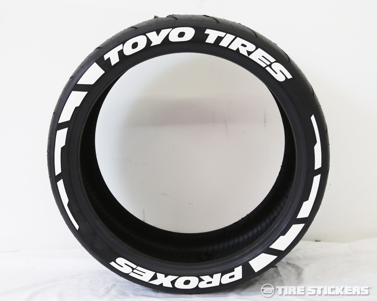 Toyo Tires White Letters >> Frost Edition Tire Graphics