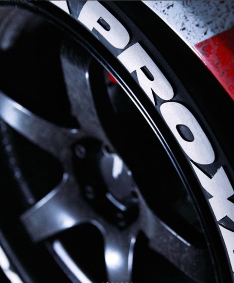 Motorcycle Tire Sizes >> Toyo Tires Proxes - Frost Edition Tire Lettering