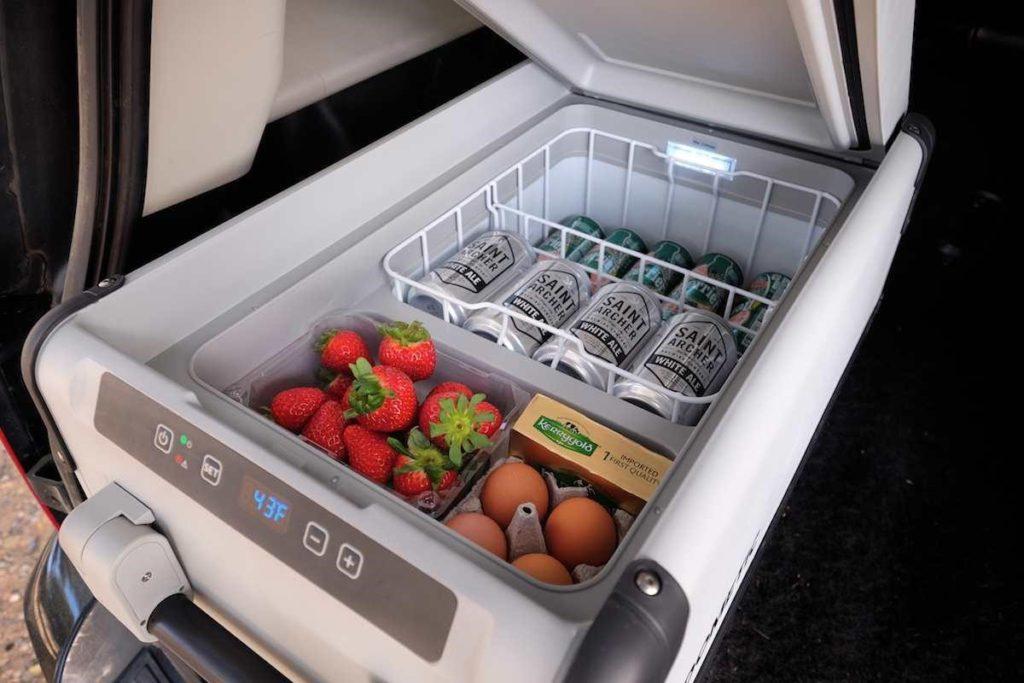car fridge
