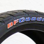 bfgoodrich tire letters lettering