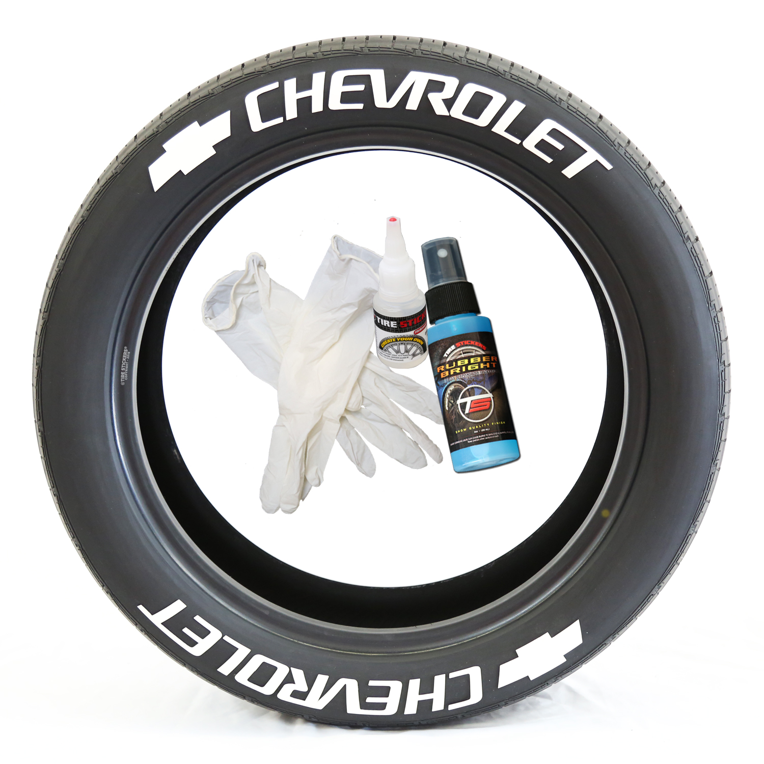Chevrolet-with-bowtie-logo-Tire-Stickers-with-glue-and-gloves-front