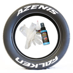 Falken-Azenis-Tire-Stickers-with-glue-and-gloves-front
