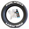 Falken-Tire-Stickers-with-glue-and-gloves-front