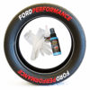 Ford Performance Tire Stickers - Red / White