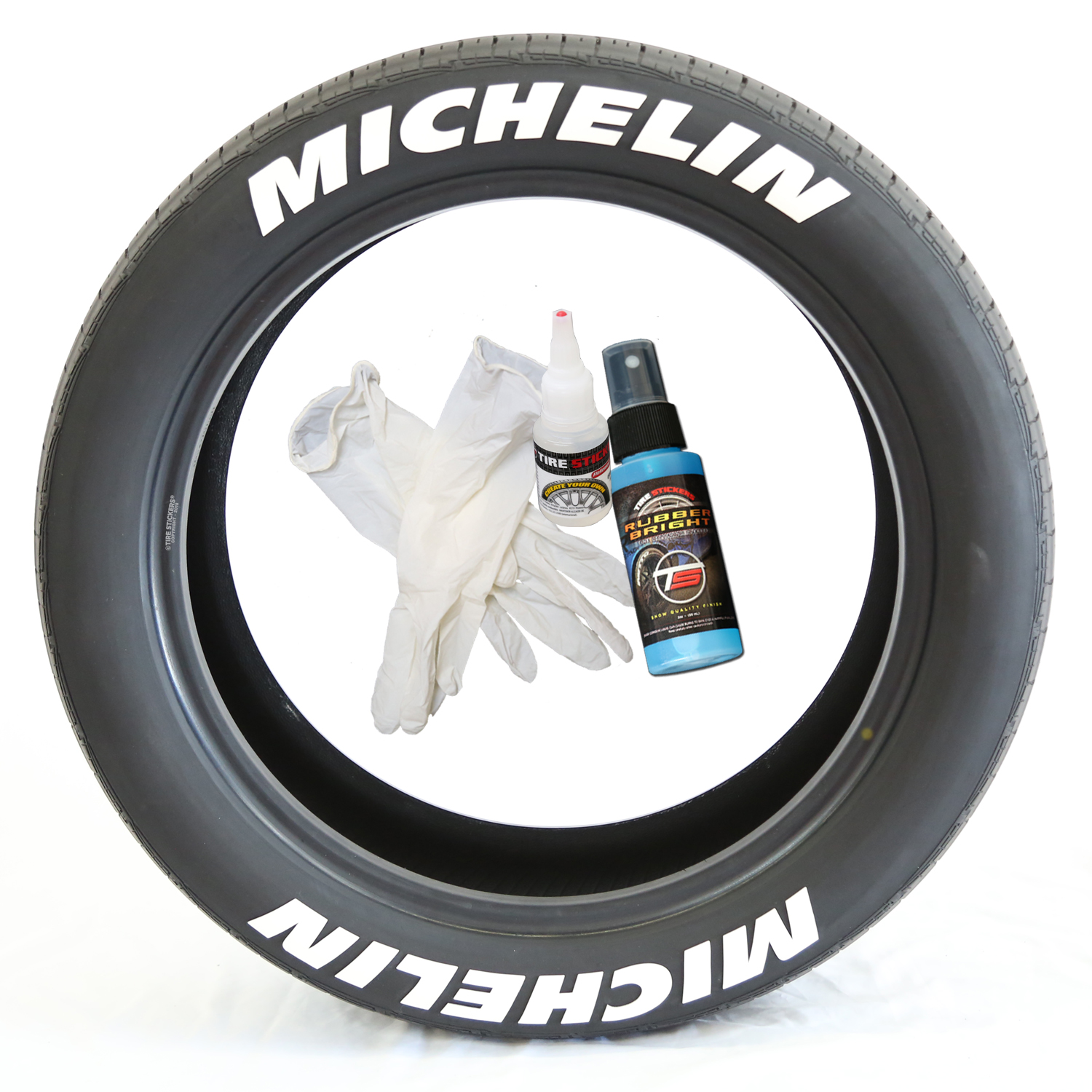 Motorcycle Tire Sizes >> Michelin Tire Lettering | TIRE STICKERS