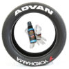 Yokohama-Advan-Tire-Stickers-with-glue-and-gloves-decals