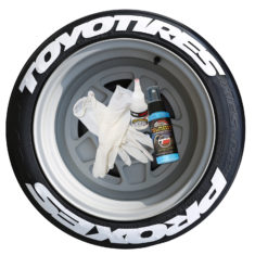 toyo tires proxes stretched tire lettering