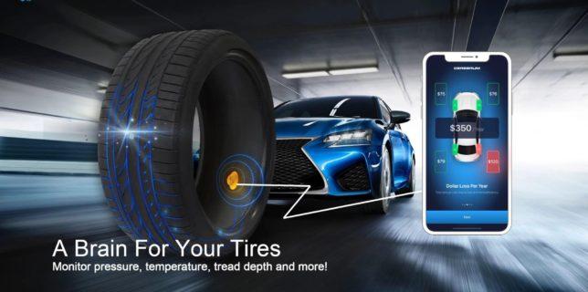 cerebrum smart tire sensor tpms