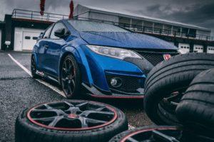 TPMS smart tire sensor