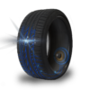 cerebrum enabled tire tpms sensor