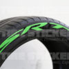 SRT Tire Lettering- Green