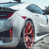 continental tire stickers-acura nsx