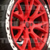 toyotires PROXES - Super stretched Tire Stickers HD