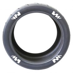 Checkered Race Flags - Tire Stickers Flares