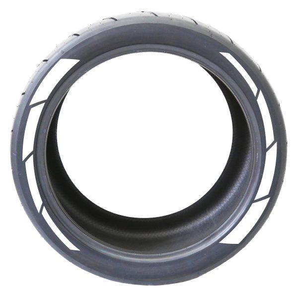 Razor Flares WHITE - Tire Stickers Flares